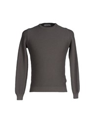 Alpha Studio Knitwear Jumpers Men Lead
