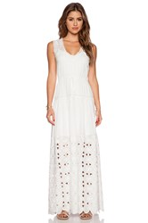Twelfth St. By Cynthia Vincent Maxi Dress White