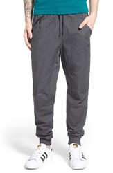 Men's Adidas Originals 'Sport Luxe' Woven Jogger Pants Grey