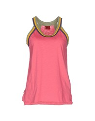 Levi's Red Tab Topwear Vests Women Light Purple