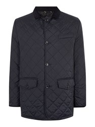 Howick Easton Quilted Blazer Midnight