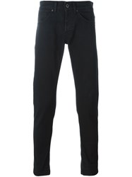 Dondup 'George' Slim Jeans Black