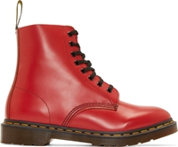 Dr. Martens Red 8 Eye Pascal Boots