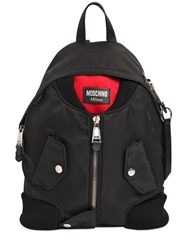 Moschino Bomber Nylon Backpack
