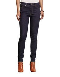 Lauren Ralph Lauren Plus Premier Stretch Skinny Jeans Blue