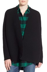 Women's Madewell 'Minnie' Ribbed Wool Cardigan
