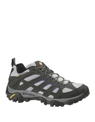Merrell Moab Ventilator Leather Sneakers Grey