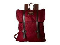 Burton Taylor Pack Quilted Zinfandel Backpack Bags Red