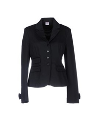 Scee By Twin Set Blazers Black