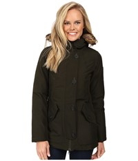 The North Face Mauna Kea Parka Rosin Green Heather Women's Coat