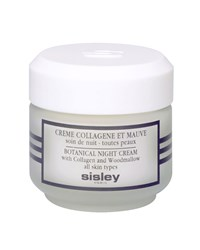 Sisley Paris Night Complex With Collagen And Woodmallow Sisley Paris
