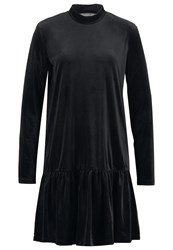 Pieces Pcmary Jersey Dress Black