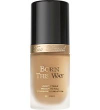 Too Faced Born This Way Foundation Way Sand