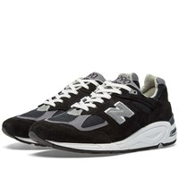 New Balance M990bk2 Made In The Usa Black
