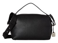 Skagen Ronne Satchel Black Satchel Handbags