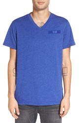 G Star Men's Raw V Neck T Shirt