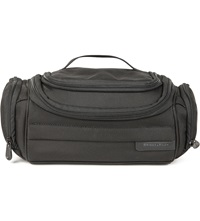 Briggs And Riley Baseline Executive Toiletry Kit Black