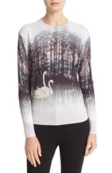 Ted Baker Women's London Graphic Pullover