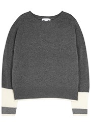Duffy Dark Grey Cashmere Jumper