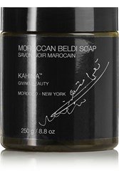 Kahina Giving Beauty Moroccan Beldi Soap Colorless