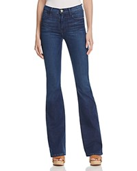 Frame Le High Flare Jeans In Riverdale