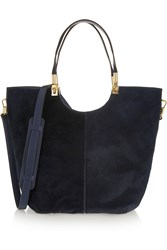 Elizabeth And James Cynnie Calf Hair And Leather Tote