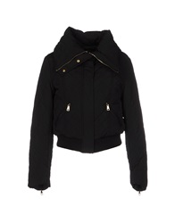 Guess By Marciano Down Jackets Black