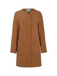 White Stuff Honeyguide Hill Coat Natural