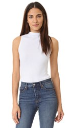 360 Sweater Fionna Sleeveless White