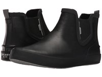 Sperry Flex Deck Chelsea Black Men's Slip On Shoes