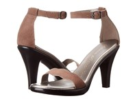 Athena Alexander Lynsey Taupe Suede Women's Shoes