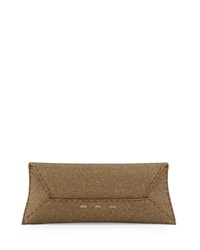 Vbh Manila Sparkle Stretch Clutch Bag Golden