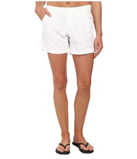 Columbia Coral Point Ii Short White Women's Shorts