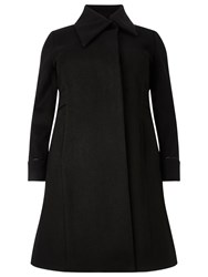 Studio 8 Catherine Swing Coat Black