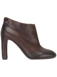 Roberto Del Carlo Ankle Boots Pink And Purple