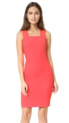Elizabeth And James Maddie Strappy Back Dress Melon