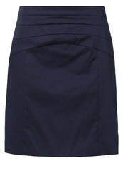 Comma Aline Skirt Blau Dark Blue