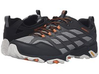 Merrell Moab Fst Black Men's Lace Up Casual Shoes