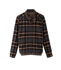 Scottish Jacket Tahiti Grey A.P.C. Men