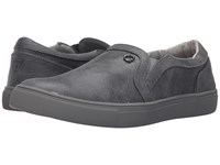 Guess Thompson Grey Men's Shoes Gray