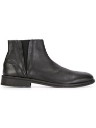 Bruno Bordese Chelsea Boots Black