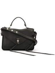 Rebecca Minkoff Small Messenger Satchel Black
