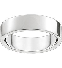 Thomas Sabo Glam And Soul Classic Sterling Silver Ring