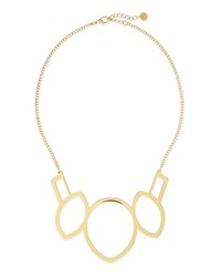 Jules Smith Designs Jules Smith Venice Geometric Necklace Gold Plate