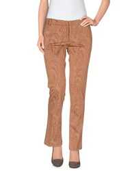 Semi Couture Trousers Casual Trousers Women Brown