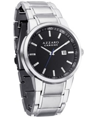 Receive A Complimentary Watch With Large Spray Purchase From The Chrome By Azzaro Fragrance Collection