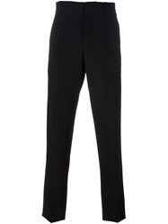 Ann Demeulemeester Blanche Straight Trousers Black