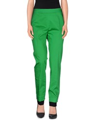 Cedric Charlier Cedric Charlier Trousers Casual Trousers Women Green