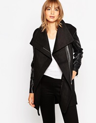 Finders Keepers Great Expectations Coat Black