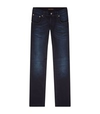 Nudie Jeans Thin Finn Slim Dark Indigo Male Blue